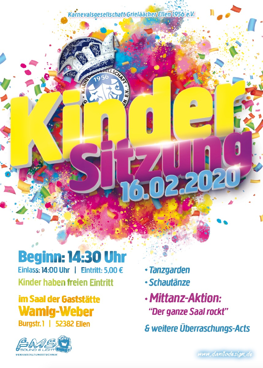 You are currently viewing Kindersitzung
